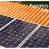 La energía solar en el planeta
